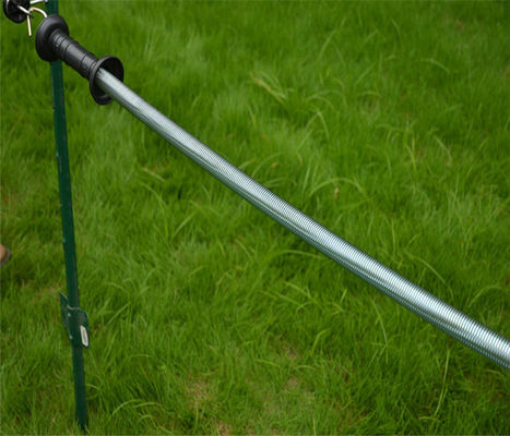 ISO9001 38*27cm 720g Electric Fence Gate Handle